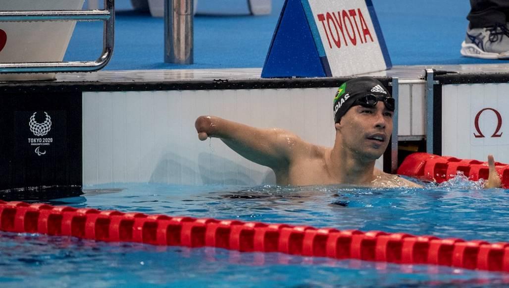 daniel dias nadador (Foto: Alê Cabral/CPB)