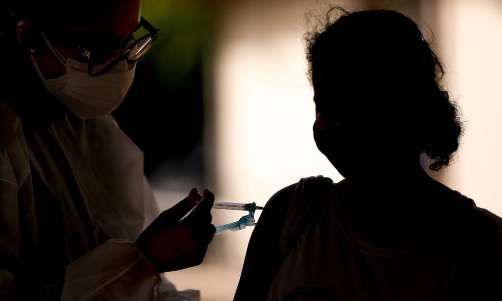vacinao-contra-covid-19- Myke Sena Ministério da Saúde (Myke Sena / Ministério da Saúde)