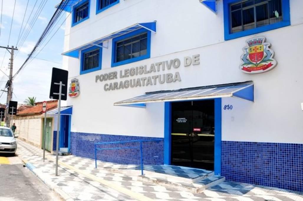 Poder Legislativo de Caragua (Divulgação)