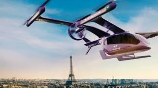 Carro voador elétrico França