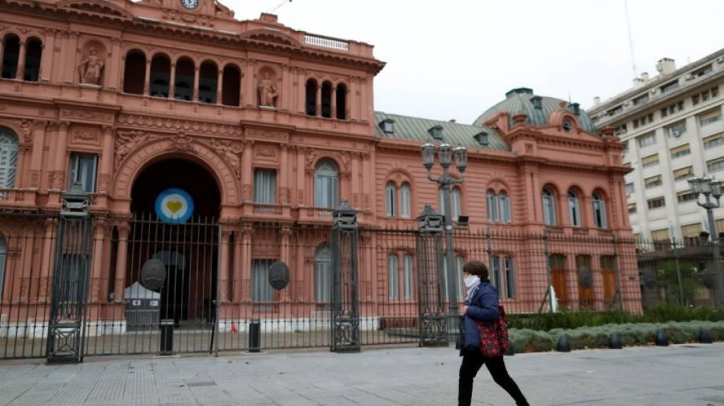 Casa rosada Agustin Marcarian (Agustin Marcarian)