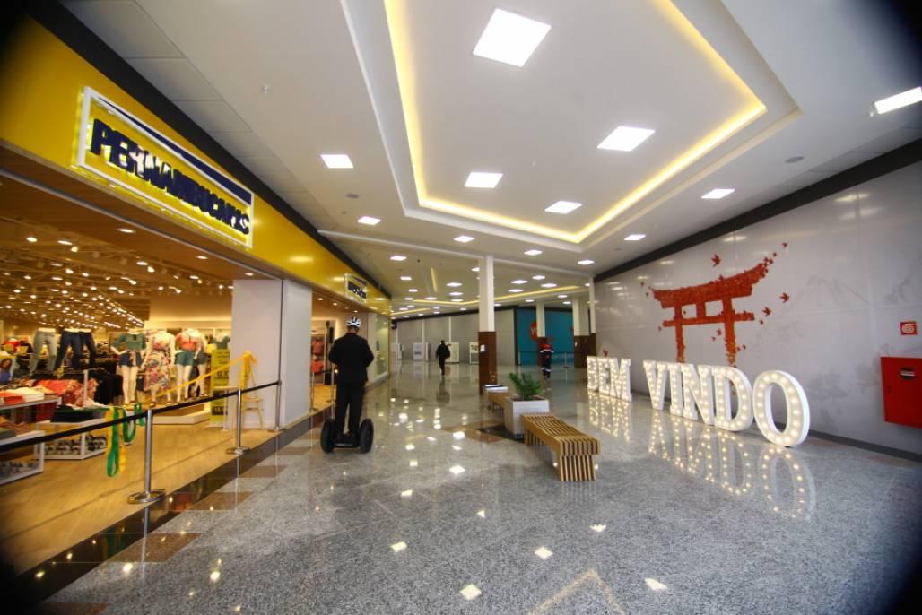 Shopping Jardim Oriente e sua expansão - Claudio Vieira.PMSJC (Claudio Vieira / PMSJC)