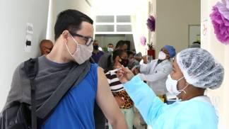 vacina sjc 1ª dose