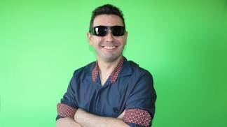 Mateus Lima – Professor e pessoa com deficiência visual