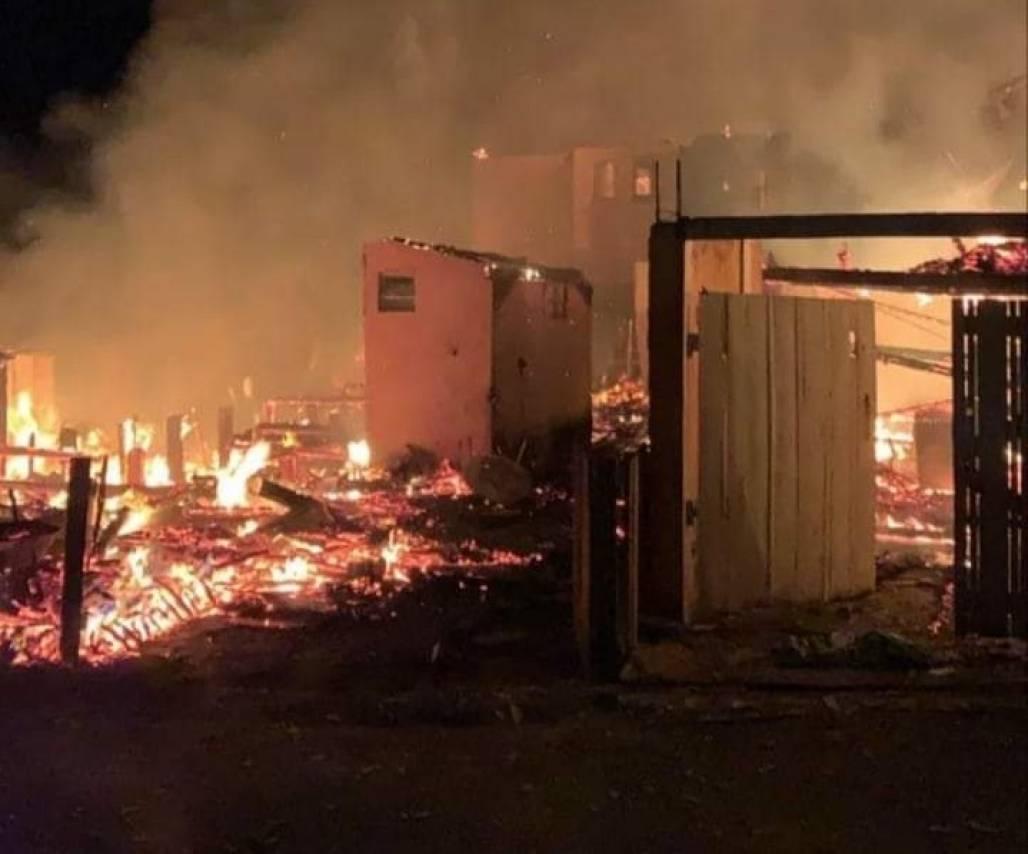 incendio em campos (Divulgação)