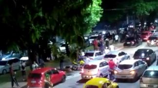 Guarda Civil Municipal encerra aglomerações nos bairros Campos de São José II e Campo dos Alemães em São José