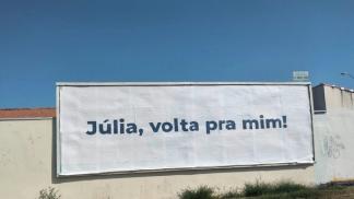 Júlia volta pra mim