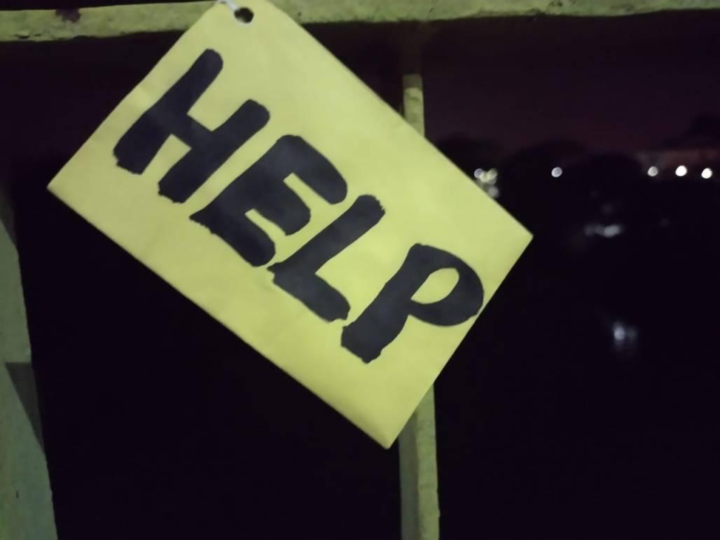 help (Lauro Lam)