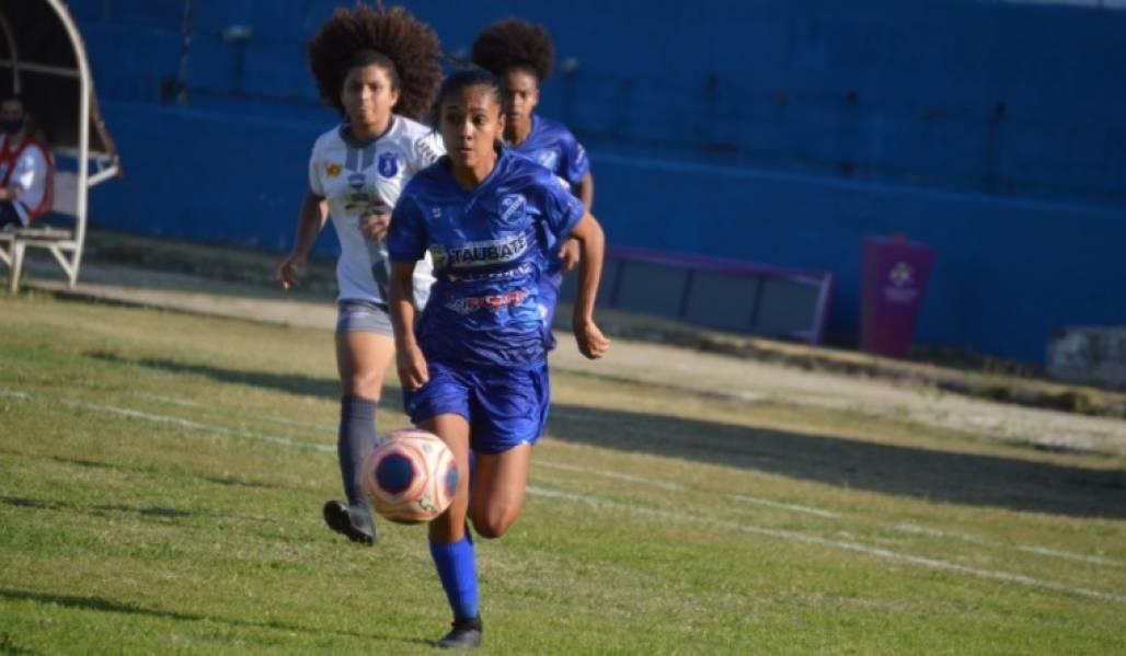 Taubaté 951 (Rafael Citro/AD Futebol Feminino)