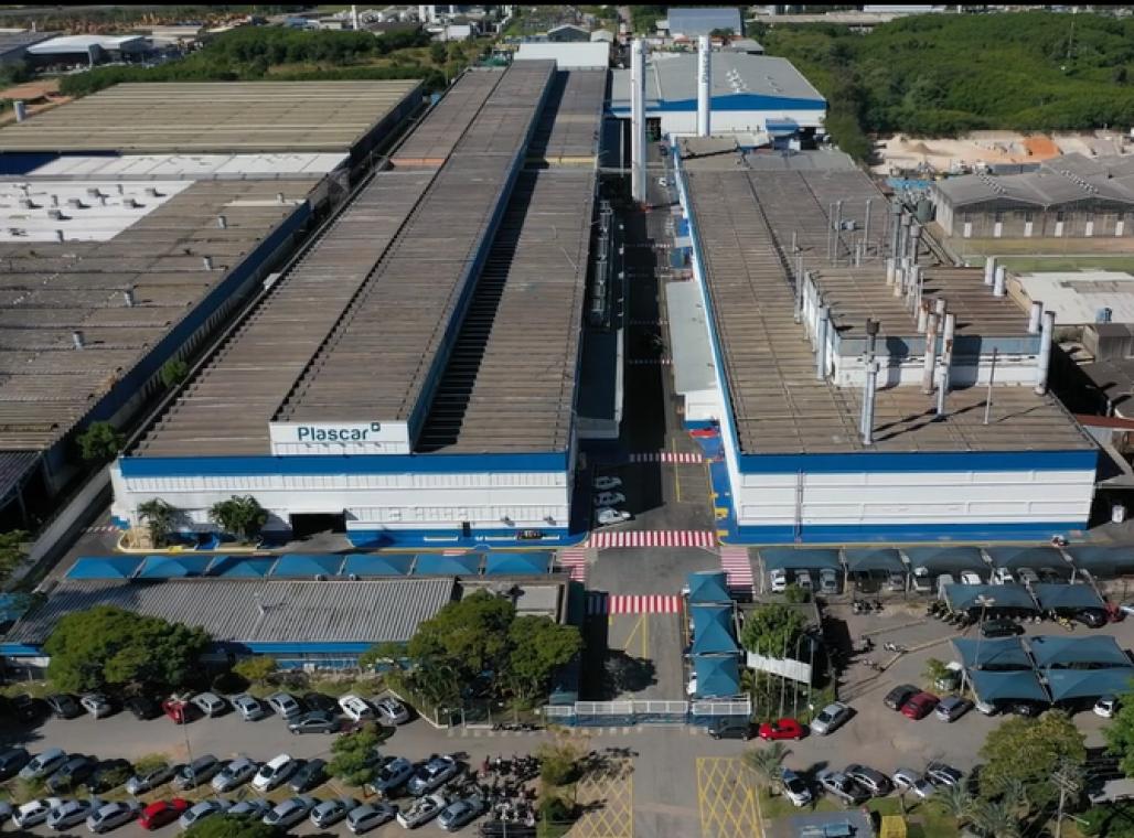 Indústria em Caçapava (2) (Divulgação / Plascar)