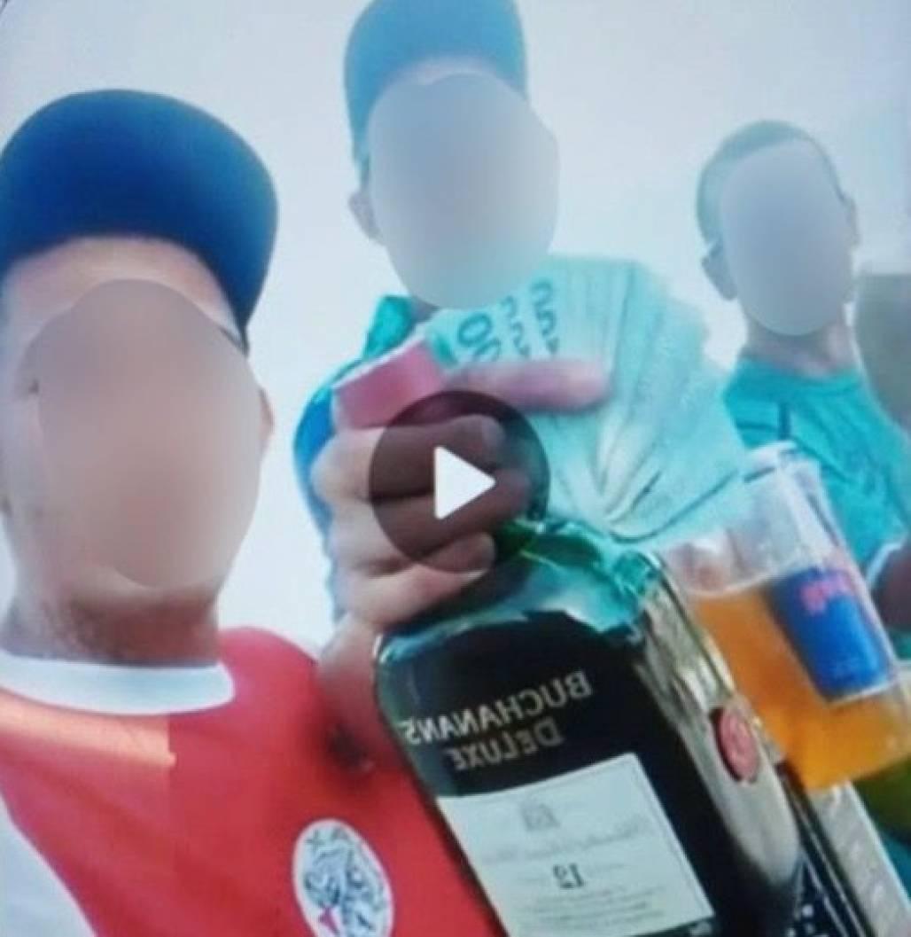 quadrilha do tinder (Divulgação/Polícia Civil)