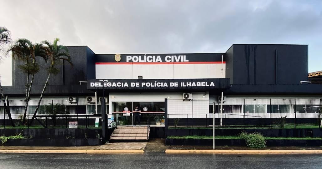Delegacia de Ilhabela (Divulgação / Redes Sociais)