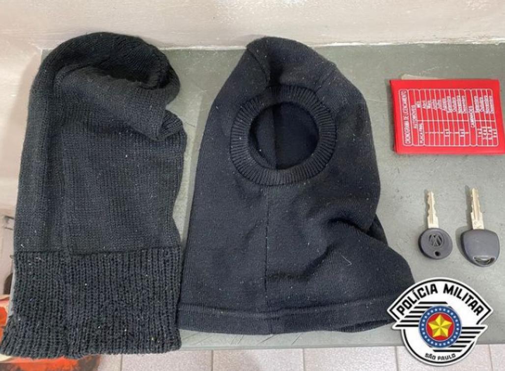 guara roubo (Polícia Militar)