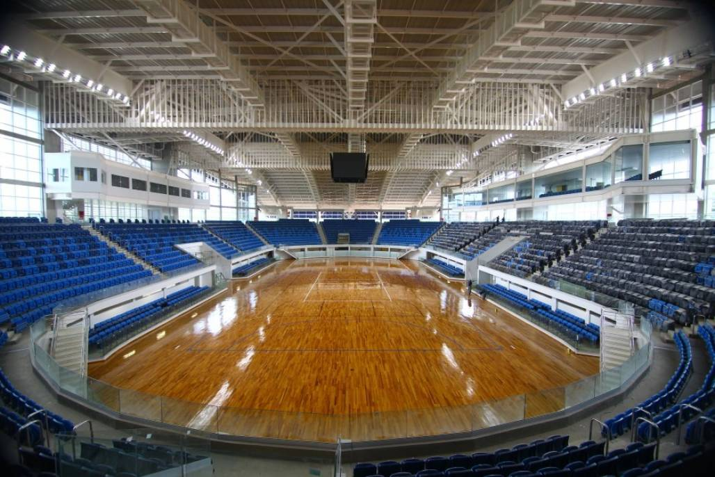 arena de esportes (Claudio Vieira/PMSJC)