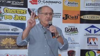 Geraldo Alckmin em Pinda