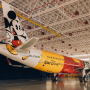 """""""A Frota Mais Mágica do Mundo"""": em parceria com Disney, Azul lança nova pintura para aviões"""