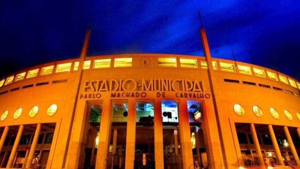 Pacaembu - Estádio municipal perdeu espaço com as novas arenas de Corinthians e Palmeiras Foto: Eduardo Nicolau|Estadão